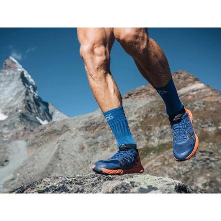 Чорапи за бягане - Compressport MID COMPRESSION SOCKS - 12