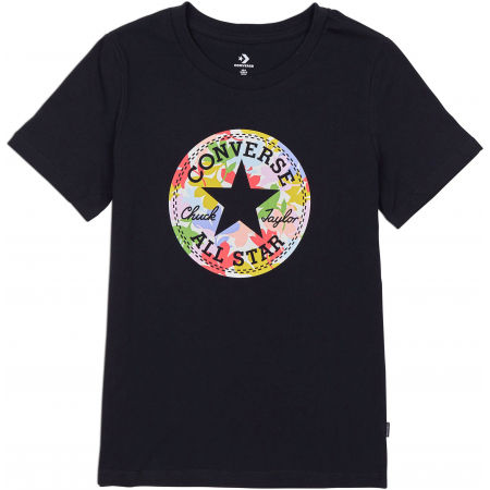 Converse FLOWER VIBES CHUCK PATCH CLASSIC TEE