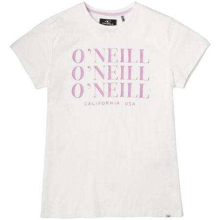 O'Neill LG ALL YEAR SS T-SHIRT - Тениска за момичета