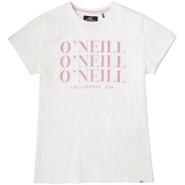 O'Neill LG ALL YEAR SS T-SHIRT - Dievčenské tričko
