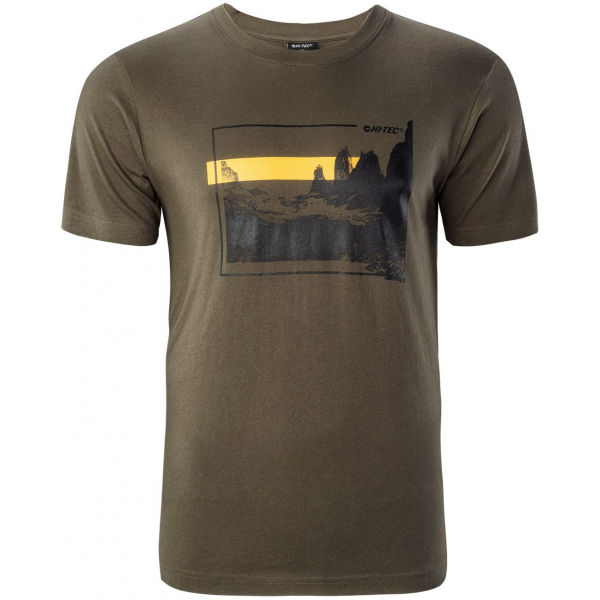 Hi-Tec ZARYN  L - Pánské triko