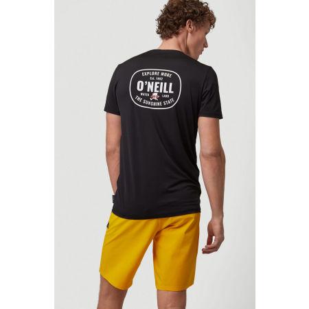 Men's T-shirt - O'Neill PM WALK & WATER HYBRID T-SHIRT - 4
