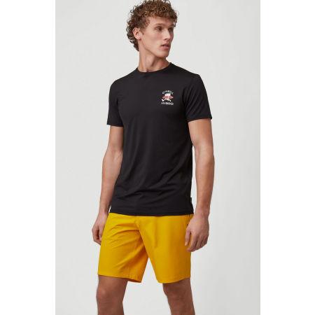 Men's T-shirt - O'Neill PM WALK & WATER HYBRID T-SHIRT - 3