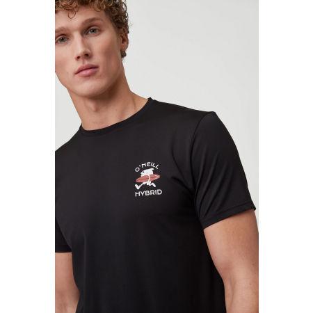 Men's T-shirt - O'Neill PM WALK & WATER HYBRID T-SHIRT - 5