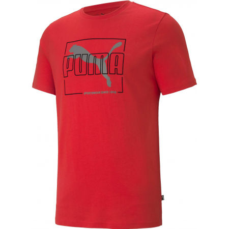Puma FLOCK TEE - Tricou de bărbați