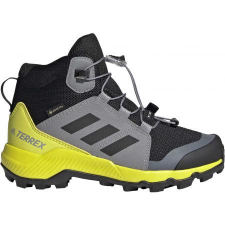 Dětská outdoorová obuv - adidas TERREX MID GTX K - 3