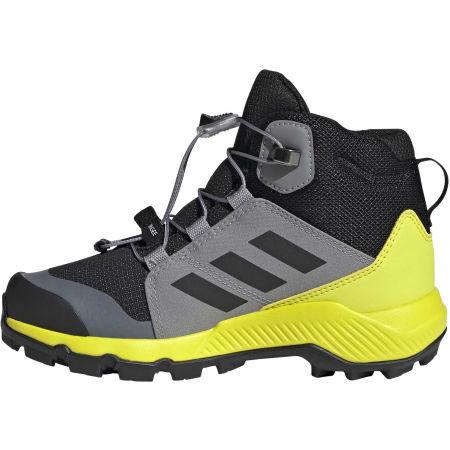 Dětská outdoorová obuv - adidas TERREX MID GTX K - 4
