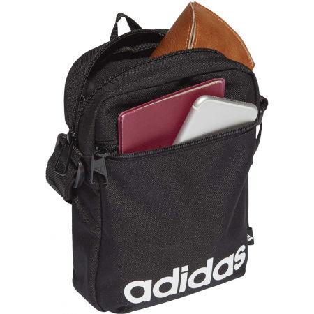 Torebka - adidas LINEAR SHOULDER BAG - 4