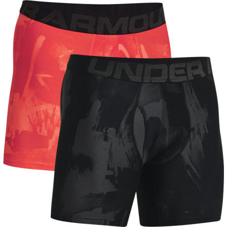 Under Armour TECH 6IM NOVELTY 2 PACK - Мъжки боксерки