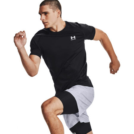 Мъжка тениска - Under Armour HG ARMOUR FITTED SS - 7
