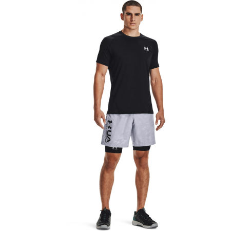 Мъжка тениска - Under Armour HG ARMOUR FITTED SS - 6