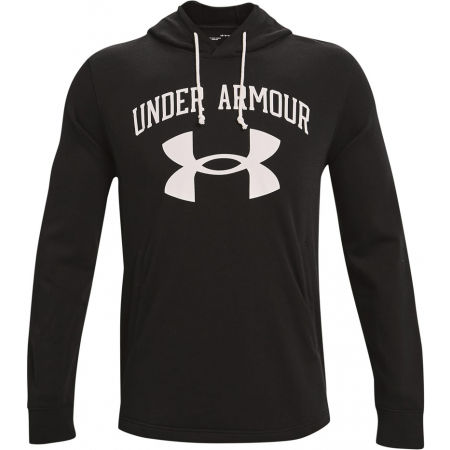 Under Armour RIVAL TERRY BIG LOGO HD - Hanorac pentru bărbați