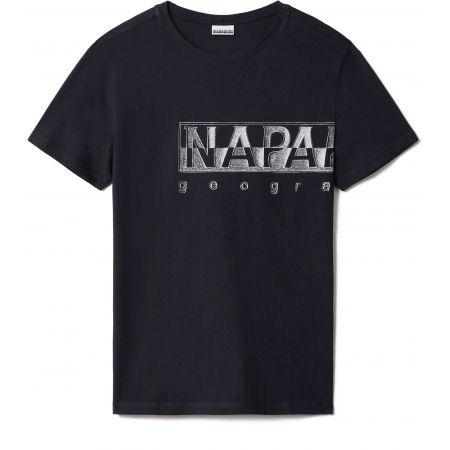 Napapijri SALLAR LOGO - Tricou bărbați
