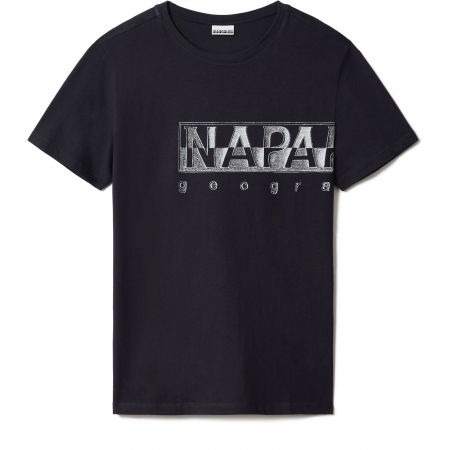 Napapijri SALLAR LOGO - Pánske tričko