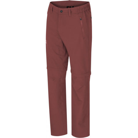 Hannah STRETCH - Spodnie męskie z odpinanymi nogawkami