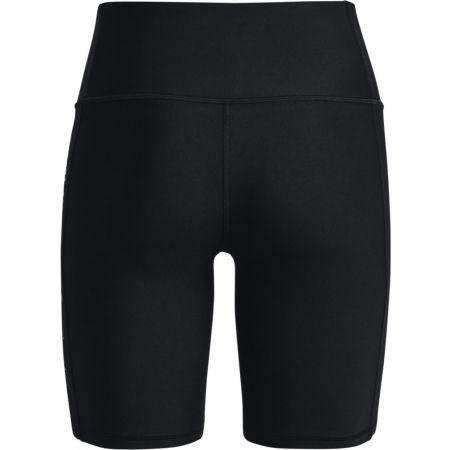 Дамски къси панталони - Under Armour HG ARMOUR GEO BIKE SHORT - 2