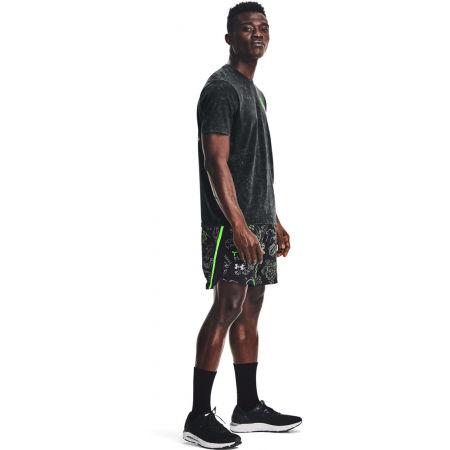 Мъжки къси панталони - Under Armour RUN UR FACE OFF SHORT - 6