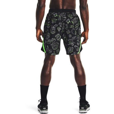 Мъжки къси панталони - Under Armour RUN UR FACE OFF SHORT - 5