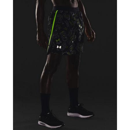 Мъжки къси панталони - Under Armour RUN UR FACE OFF SHORT - 7