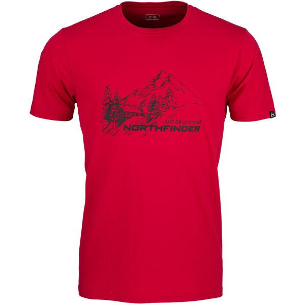 Northfinder SHANE  S - Pánske tričko