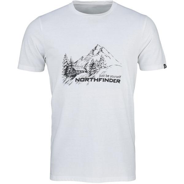 Northfinder SHANE  XL - Pánske tričko