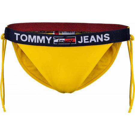 Tommy Hilfiger CHEEKY STRING SIDE TIE BIKINI