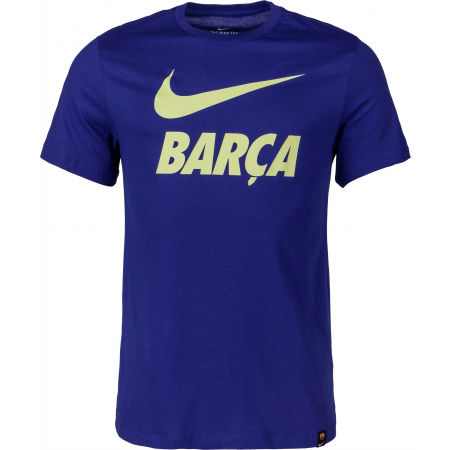 Nike FC BARCELONA TEE SNR
