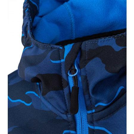 Chlapecká softshellová bunda - Lewro SINHOU - 5