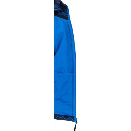 Chlapecká softshellová bunda - Lewro SINHOU - 6