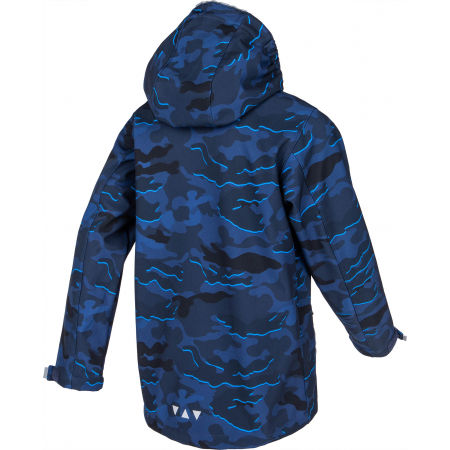 Chlapecká softshellová bunda - Lewro SINHOU - 3