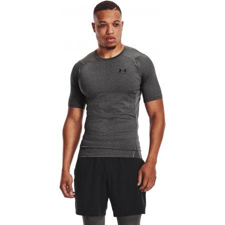 Men's T-shirt - Under Armour HG ARMOUR COMP SS - 3