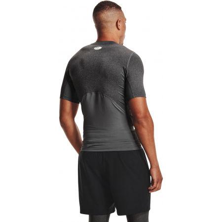 Men's T-shirt - Under Armour HG ARMOUR COMP SS - 4