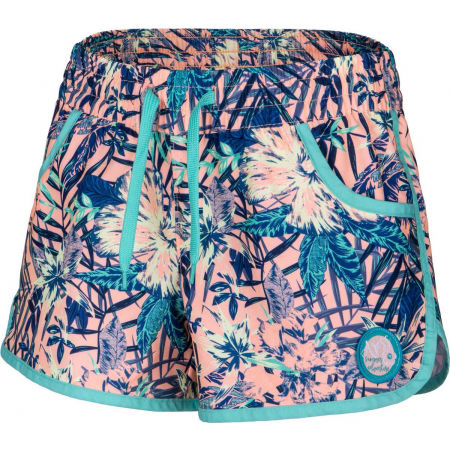 Aress OPAL JNR CORAL - Girls' shorts