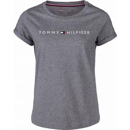 Tommy Hilfiger RN TEE SS LOGO - Tricou de damă