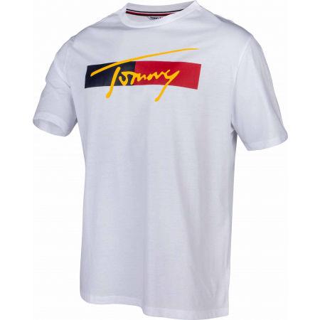Мъжка тениска - Tommy Hilfiger DROP SHOULDER TEE - 2