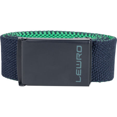 Lewro MALIS - Kids' fabric belt with a metal buckle