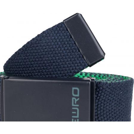 Dětský látkový opasek s kovovou sponou - Lewro MALIS - 2