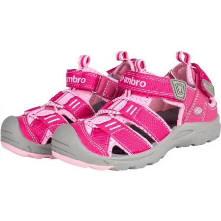 Dětské sandály - Umbro MEDEA - 4