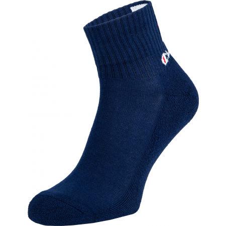 Unisex socks - Champion ANKLE SOC DOUBLE LOGO X3 - 2