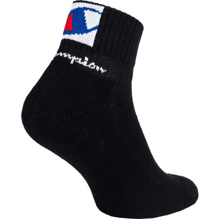 Unisex socks - Champion ANKLE SOC DOUBLE LOGO X3 - 7
