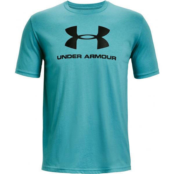 Under Armour SPORTSTYLE LOGO SS  XL - Pánske tričko