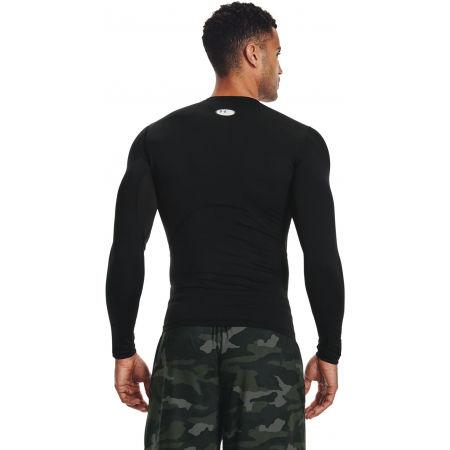 Men's T-shirt - Under Armour HG ARMOUR COMP LS - 4