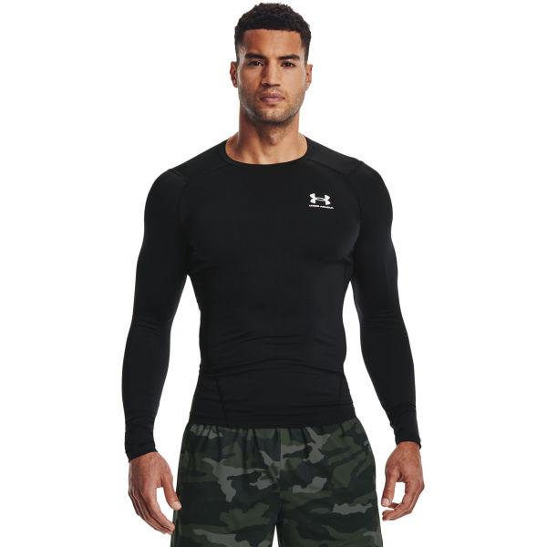 Under Armour HG ARMOUR COMP LS  XL - Pánske tričko