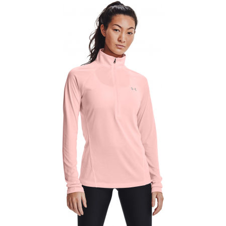 Under Armour TECH 1/2 ZIP - TWIST - Hanorac de damă