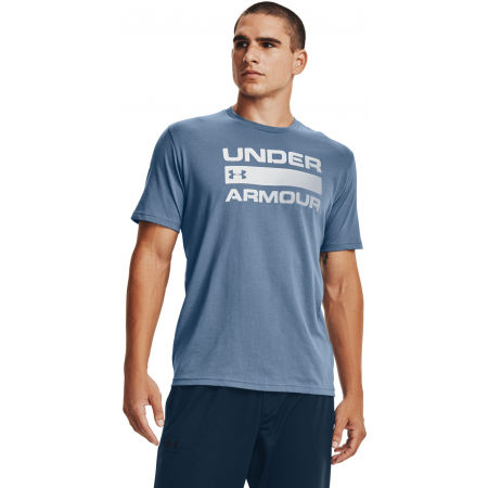 Under Armour UA TEAM ISSUE WORDMARK SS - Tricou de bărbați