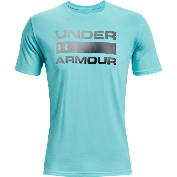 Under Armour UA TEAM ISSUE WORDMARK SS  L - Pánske tričko
