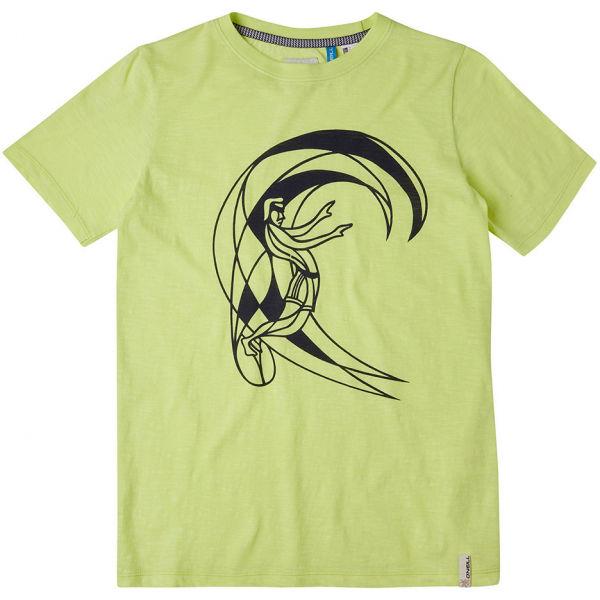 O'Neill LB CIRCLE SURFER SS T-SHIRT - Chlapčenské tričko