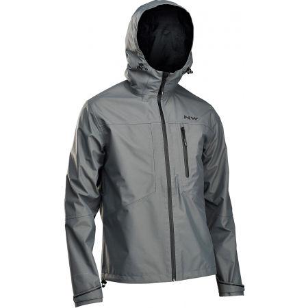 Northwave ENDURO HARD SHELL - Pánská bunda na kolo