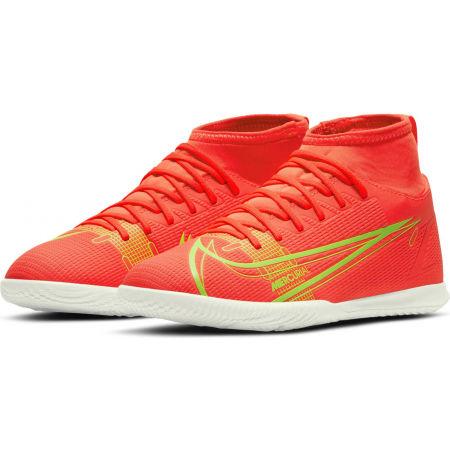 Obuwie piłkarskie halowe dziecięce - Nike JR MERCURIAL SUPERFLY 8 CLUB IC - 3