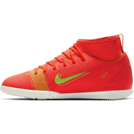 Obuwie piłkarskie halowe dziecięce - Nike JR MERCURIAL SUPERFLY 8 CLUB IC - 2